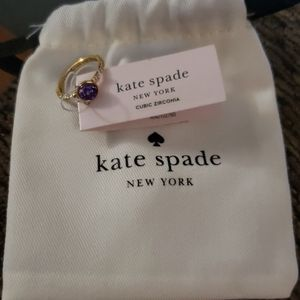 Kate Spade Ring Brand New